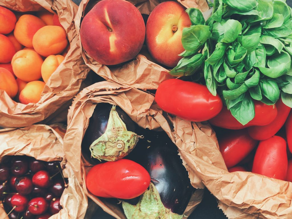 Shop the Dirty Dozen and Clean 15 to help your budget while still eating healthy whole foods.