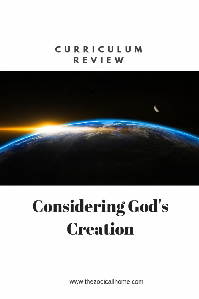 Review of a Creation Science homeschool curriculum.