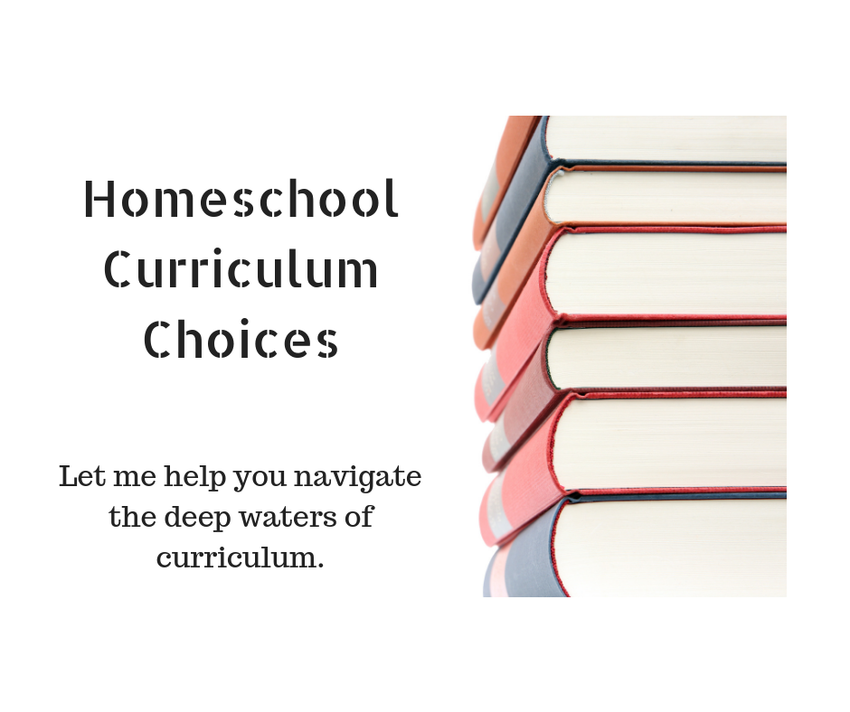 Homeschool curriculum choices are vast. Let me help you narrow down your choices and find the best fit for your family.