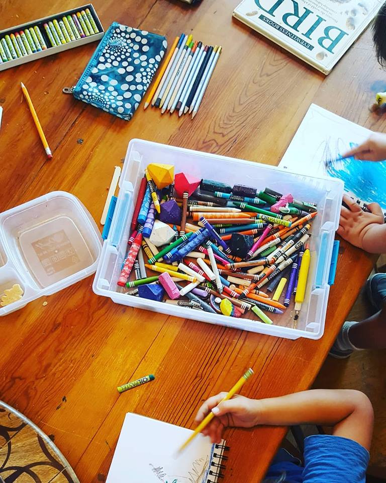 Homeschooling is a way of life. A lifestyle we love.