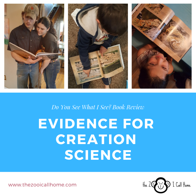 Evidence for creation science. A book review for Do You See What I See?