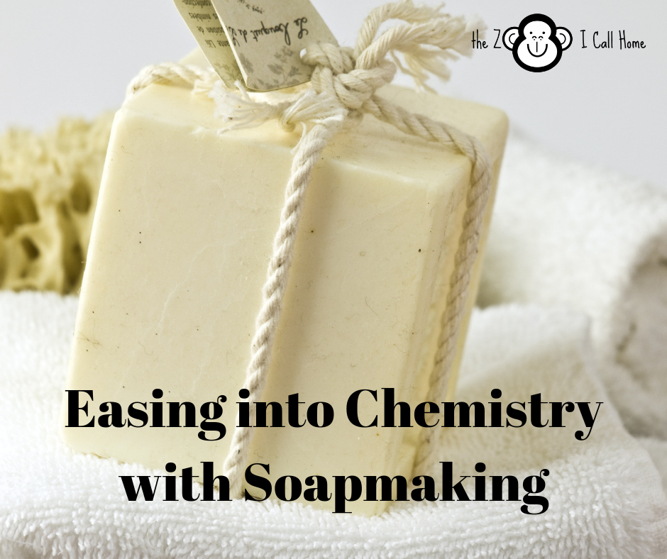 Easing Into Chemistry with Soapmaking