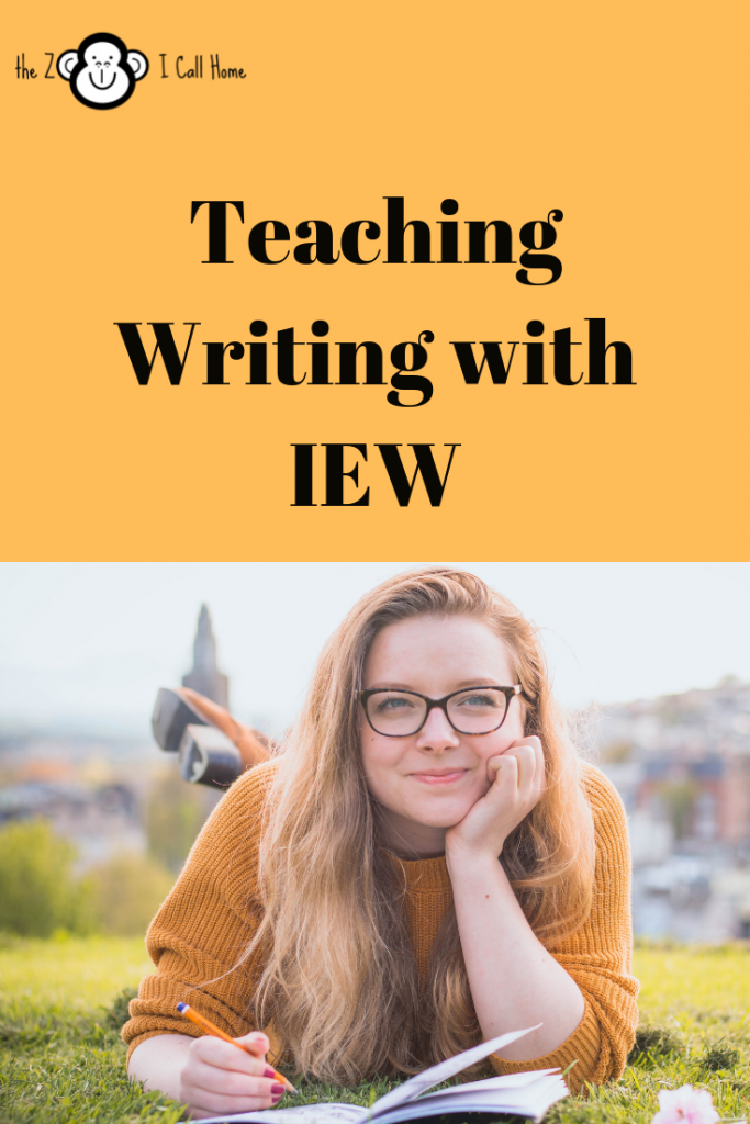 Teaching Writing with IEW