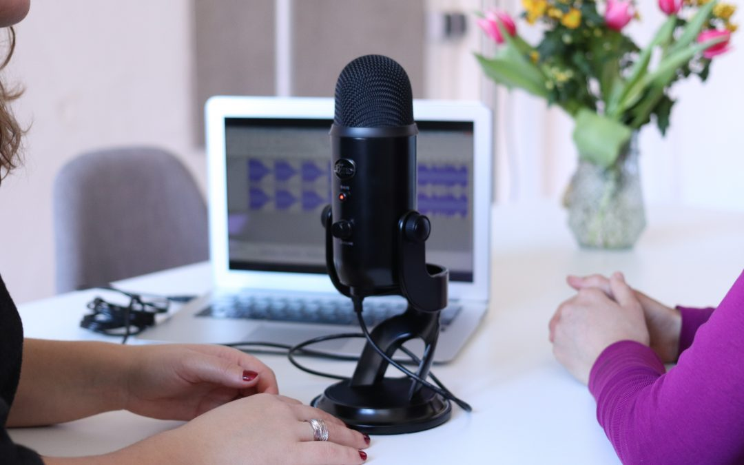 Podcasts: Your New Best Friend